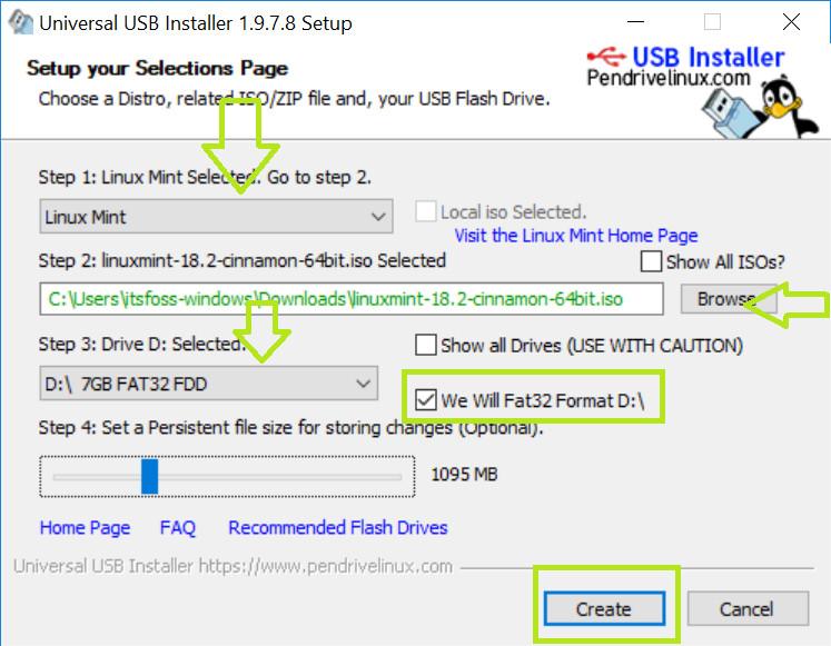 USB Installer