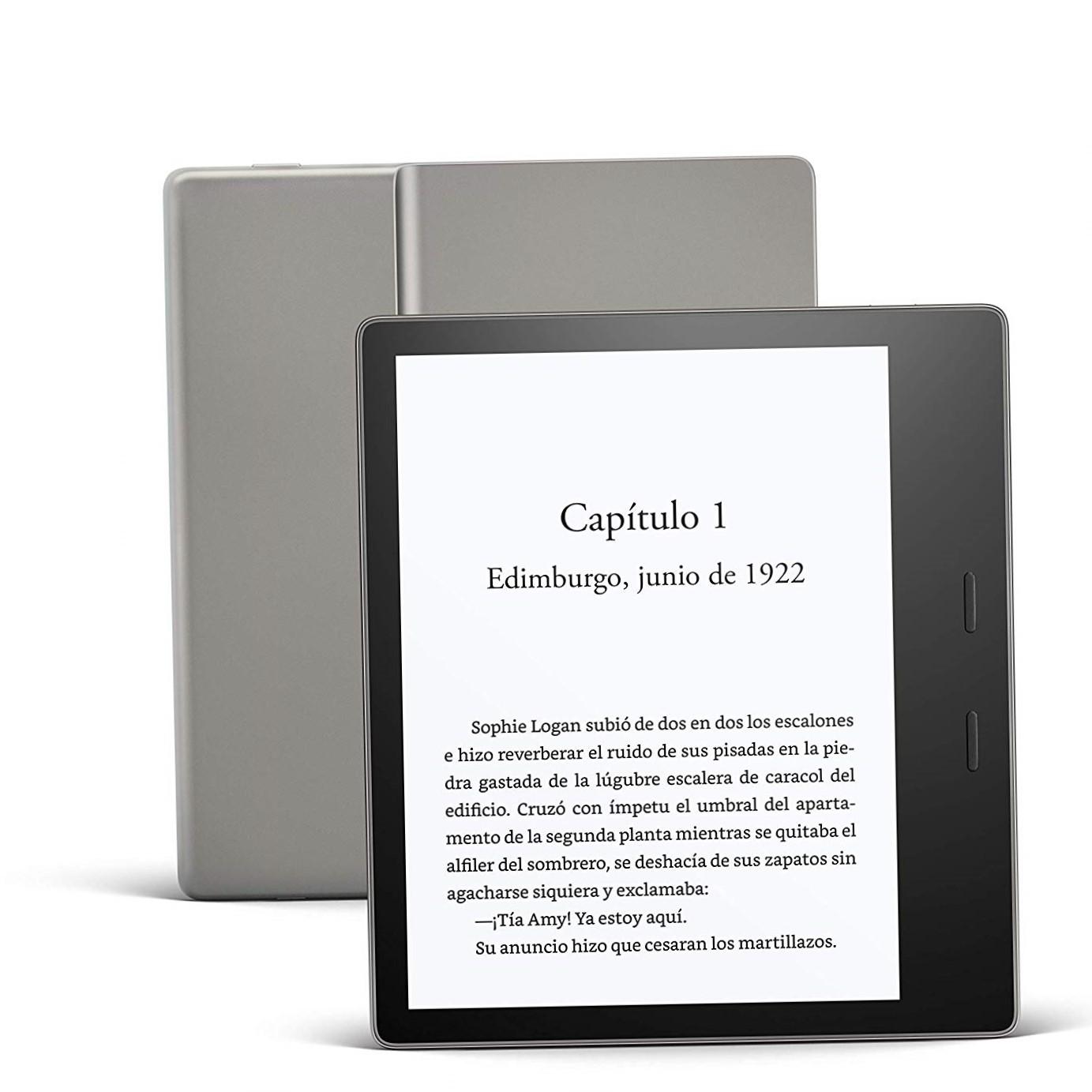 oasis kindle, la mejor tablet de lectura