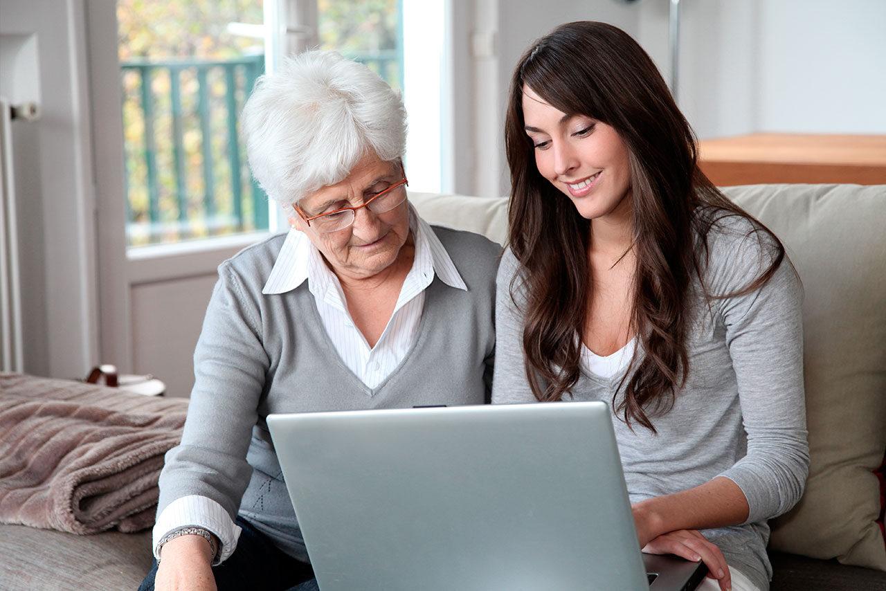 tablet para abuelos